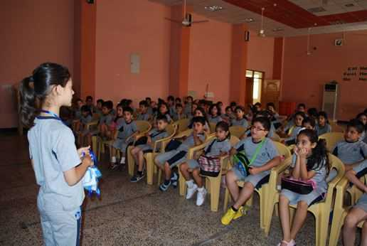 Prefect Meeting Takes Places at Suleimaniah International School