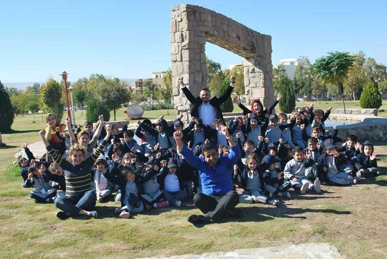 Sports Day (Suleimaniah I.S) 2015
