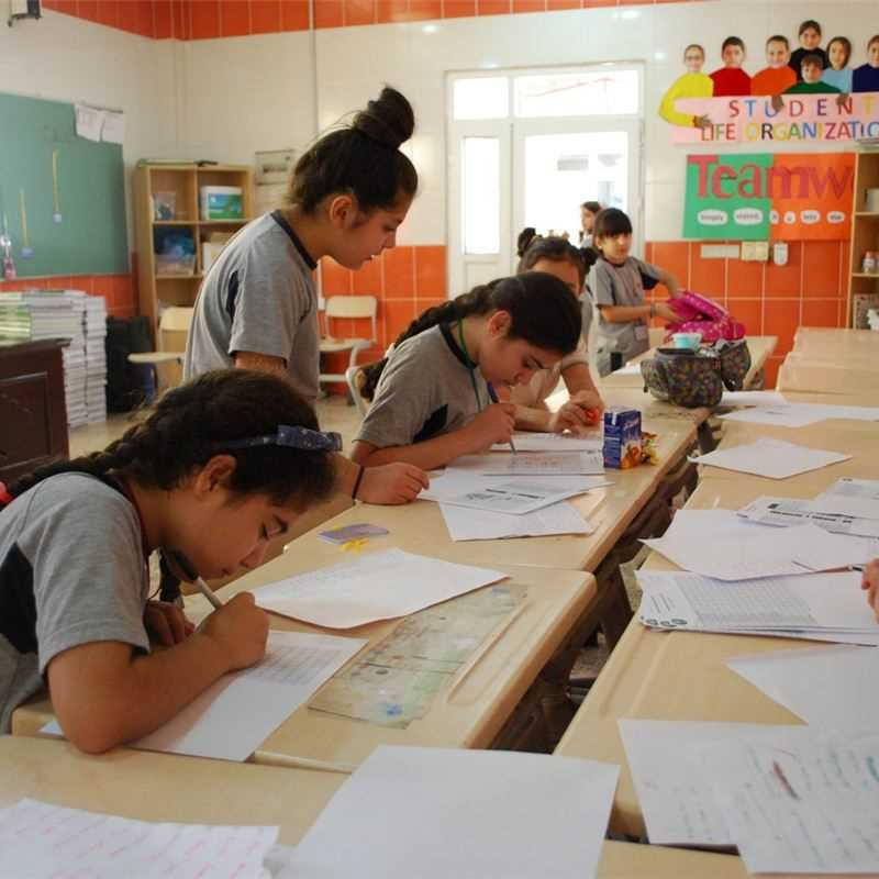 Daily Routines Carried out at Suleimaniah International School