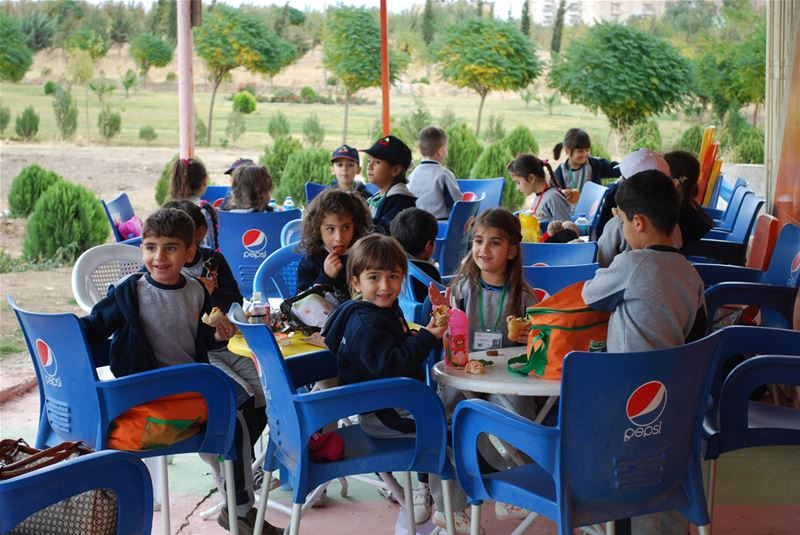 SIS KG2 Students Enjoy Fun Day