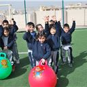 KG.1 to Gr.4 Students at Suleimaniah I.S Stay Healthy with Active Games