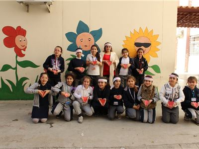 Suleimaniah Celebrates International Kindness Day