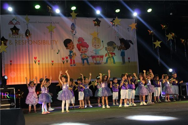 SULEIMANIAH STUDENTS TAKE PART IN ANNUAL SPRING CONCERT