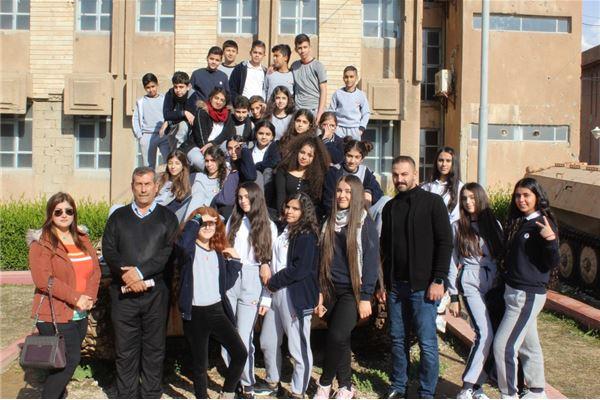 SULEIMANIAH IS GR.7 STUDENTS VISIT NATIONAL MUSEUM ( AMNA SURAKA )